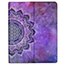 Flower Of Life Indian Ornaments Mandala Universe Apple iPad Mini Flip Case View1