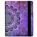 Flower Of Life Indian Ornaments Mandala Universe Apple iPad Mini Flip Case View2