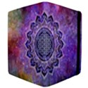 Flower Of Life Indian Ornaments Mandala Universe Apple iPad Mini Flip Case View4