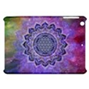Flower Of Life Indian Ornaments Mandala Universe Apple iPad Mini Hardshell Case View1