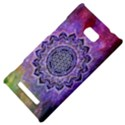 Flower Of Life Indian Ornaments Mandala Universe HTC 8X View4