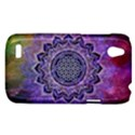 Flower Of Life Indian Ornaments Mandala Universe HTC Desire V (T328W) Hardshell Case View1