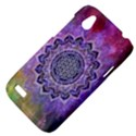 Flower Of Life Indian Ornaments Mandala Universe HTC Desire V (T328W) Hardshell Case View4