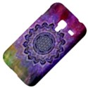 Flower Of Life Indian Ornaments Mandala Universe Samsung Galaxy Ace Plus S7500 Hardshell Case View4