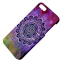 Flower Of Life Indian Ornaments Mandala Universe Apple iPhone 5 Hardshell Case with Stand View4