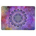 Flower Of Life Indian Ornaments Mandala Universe Samsung Galaxy Tab 10.1  P7500 Flip Case View1