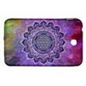 Flower Of Life Indian Ornaments Mandala Universe Samsung Galaxy Tab 3 (7 ) P3200 Hardshell Case  View1