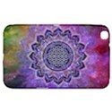 Flower Of Life Indian Ornaments Mandala Universe Samsung Galaxy Tab 3 (8 ) T3100 Hardshell Case  View1