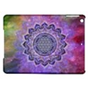 Flower Of Life Indian Ornaments Mandala Universe iPad Air Hardshell Cases View1