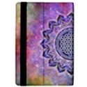 Flower Of Life Indian Ornaments Mandala Universe iPad Air Flip View4