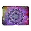 Flower Of Life Indian Ornaments Mandala Universe Amazon Kindle Fire (2012) Hardshell Case View1