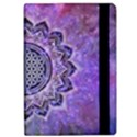 Flower Of Life Indian Ornaments Mandala Universe iPad Air 2 Flip View2