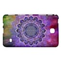 Flower Of Life Indian Ornaments Mandala Universe Samsung Galaxy Tab 4 (8 ) Hardshell Case  View1