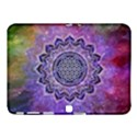 Flower Of Life Indian Ornaments Mandala Universe Samsung Galaxy Tab 4 (10.1 ) Hardshell Case  View1