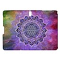 Flower Of Life Indian Ornaments Mandala Universe Samsung Galaxy Tab S (10.5 ) Hardshell Case  View1