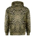 BROWN REPTILE Men s Pullover Hoodie View1