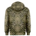 BROWN REPTILE Men s Pullover Hoodie View2