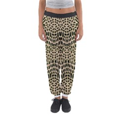 BROWN REPTILE Women s Jogger Sweatpants