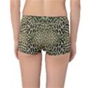 BROWN REPTILE Reversible Boyleg Bikini Bottoms View2