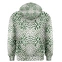 GREEN SNAKE TEXTURE Men s Pullover Hoodie View2