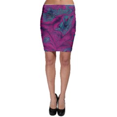 ASIA DRAGON Bodycon Skirt