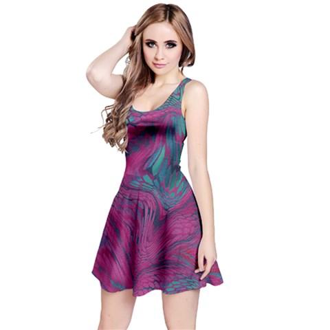 ASIA DRAGON Reversible Sleeveless Dress