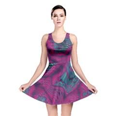 Asia Dragon Reversible Skater Dress