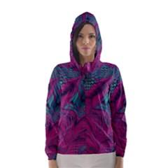 ASIA DRAGON Hooded Wind Breaker (Women)