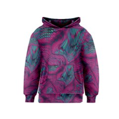 ASIA DRAGON Kids  Pullover Hoodie
