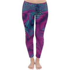 Asia Dragon Winter Leggings