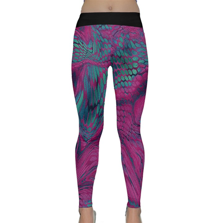ASIA DRAGON Yoga Leggings