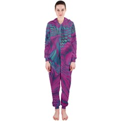 ASIA DRAGON Hooded Jumpsuit (Ladies)