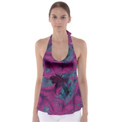 ASIA DRAGON Babydoll Tankini Top