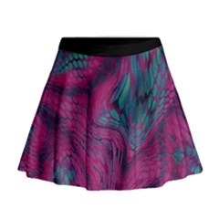 ASIA DRAGON Mini Flare Skirt