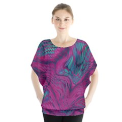 Asia Dragon Blouse