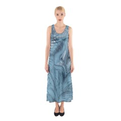 FROST DRAGON Sleeveless Maxi Dress