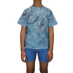 FROST DRAGON Kids  Short Sleeve Swimwear