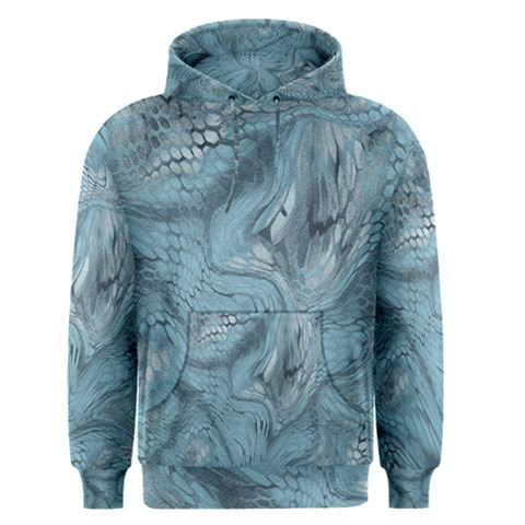 FROST DRAGON Men s Pullover Hoodie
