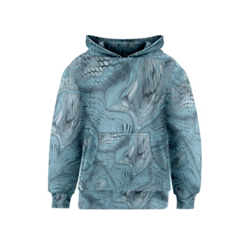FROST DRAGON Kids  Pullover Hoodie