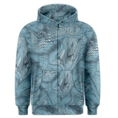 FROST DRAGON Men s Zipper Hoodie