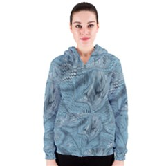 FROST DRAGON Women s Zipper Hoodie
