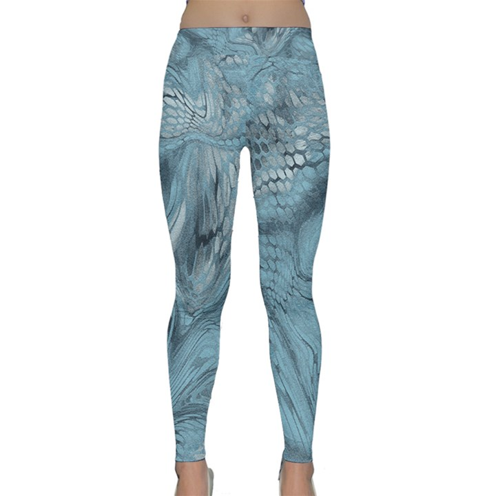 FROST DRAGON Yoga Leggings