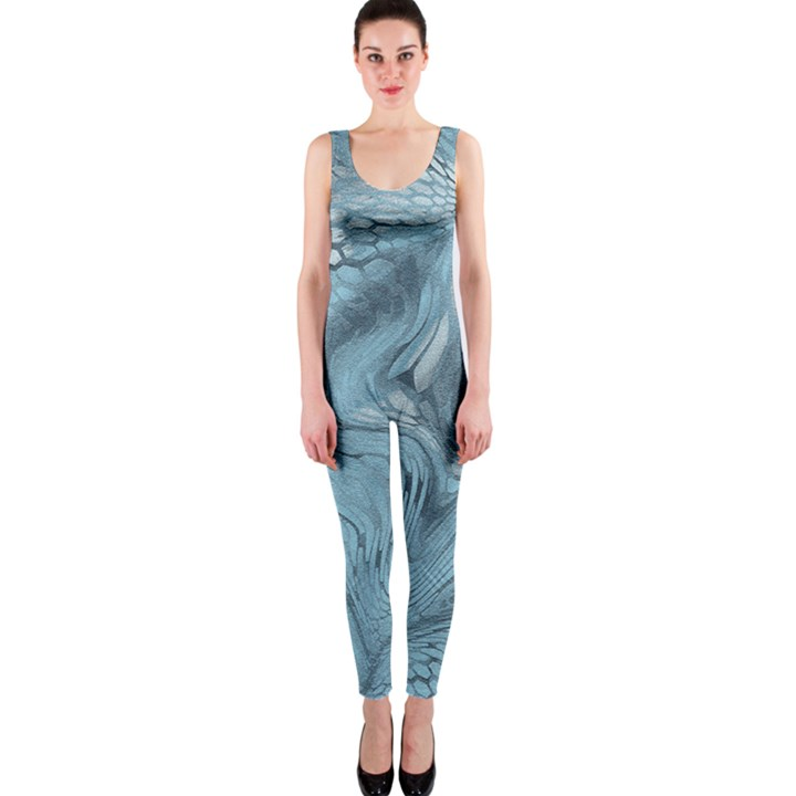 FROST DRAGON OnePiece Catsuit