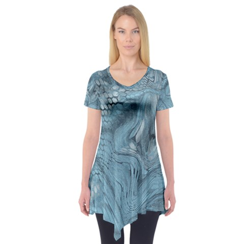 FROST DRAGON Short Sleeve Tunic