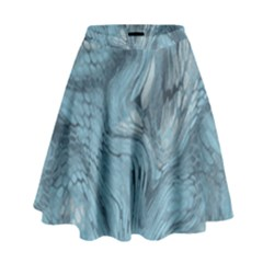 FROST DRAGON High Waist Skirt
