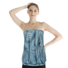 FROST DRAGON Strapless Top