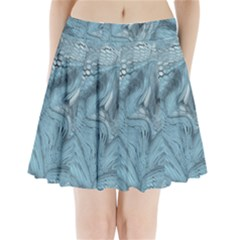 FROST DRAGON Pleated Mini Skirt