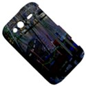 Christmas Boats In Harbor HTC Wildfire S A510e Hardshell Case View5