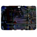 Christmas Boats In Harbor Samsung Galaxy Tab 8.9  P7300 Hardshell Case  View1