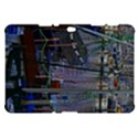 Christmas Boats In Harbor Samsung Galaxy Tab 10.1  P7500 Hardshell Case  View1